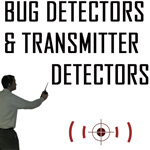 Bug Detection Electronic Countermeasures