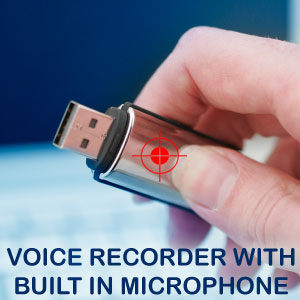 FlashDrive Audio Recorder