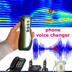 Phone Voice Changer