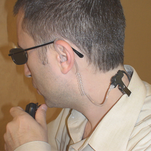 Ear Spy Hardwired Surveillance Kit